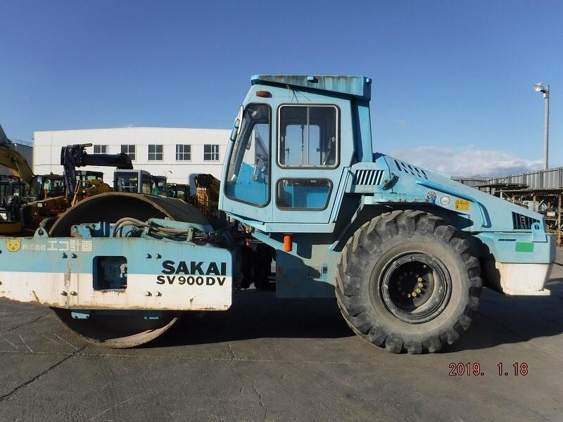 รถบด รถบดถนนสั่นสะเทือน รถบดล้อยาง รถบดล้อเหล็ก XCMG CATERPILLAR SAKAI DYNAPAC SW R2 R2S T2 TW สินค้าดีมีคุณภาพต้องบางกอกอ๊อคชั่น ถนนบางนาตราด กม.18 ประมูลเครื่องจักร