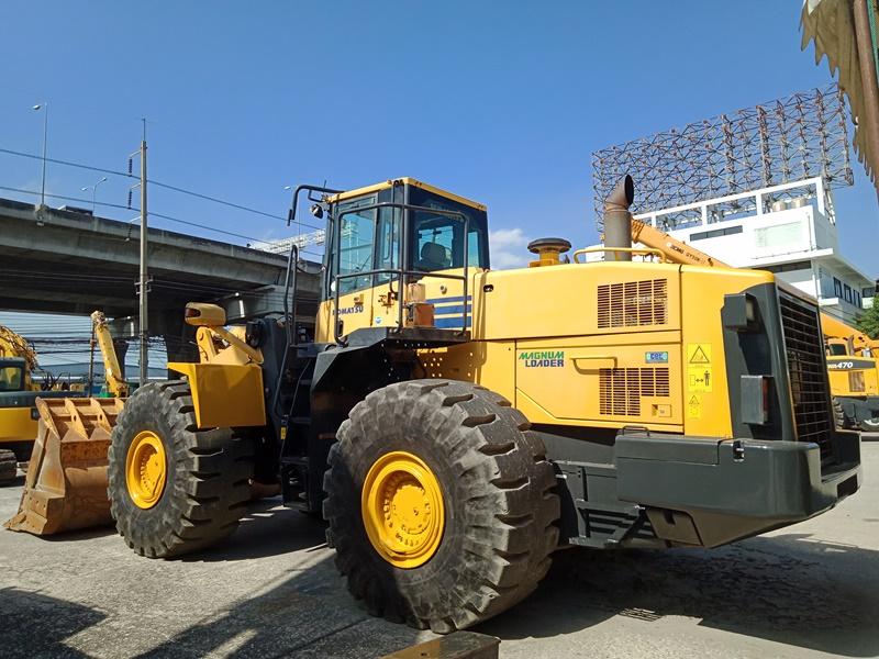 รถตักล้อยาง KOMATSU-WA500-6-55474