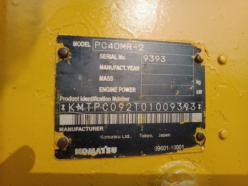 KOMATSU-PC40MR-2-9393 (11)