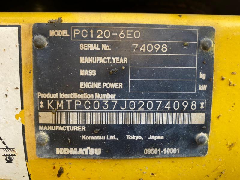 KOMATSU-PC120-6EO-74098 (4)