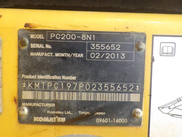 KOMATSU PC200-8N1-355652 (18)